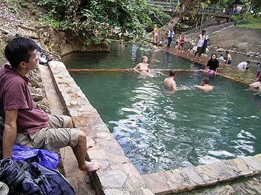 ヒンダー温泉