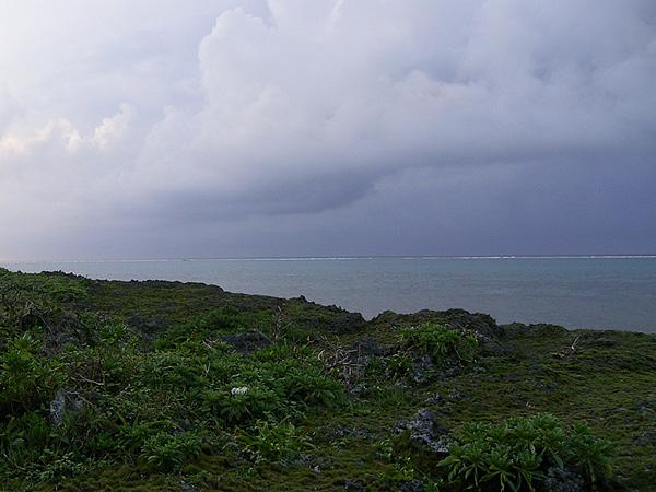 060904黒島のリーフ