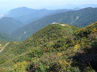 071007栂海山荘