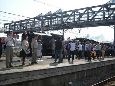 101023蒸気機関車