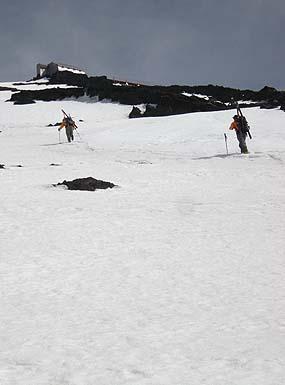 090523富士山7.5合目
