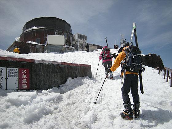 090523富士山剣ヶ峰