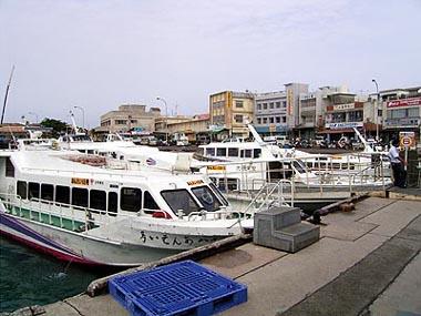 石垣島・離島桟橋