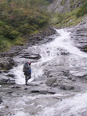 ハナゲノ滝