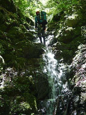 070616ヒヤマゴ滝2