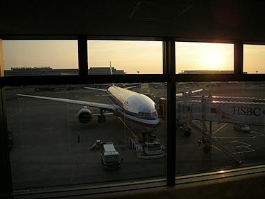 080912成田空港