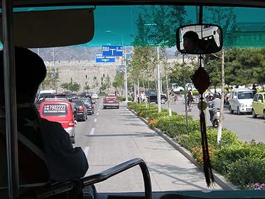 080914山海関バス