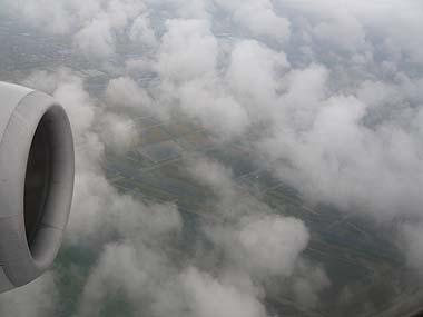 081031上海上空
