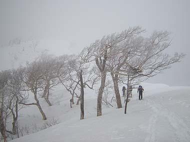 090320妙高外輪山