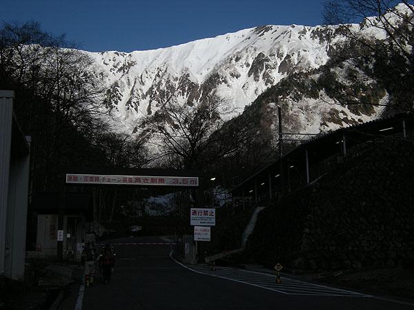 100516扇沢針ノ木岳登山口