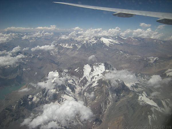 101226アンデス山脈横断