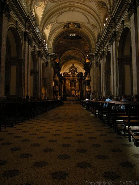 101227ブエノスアイレス・大聖堂1