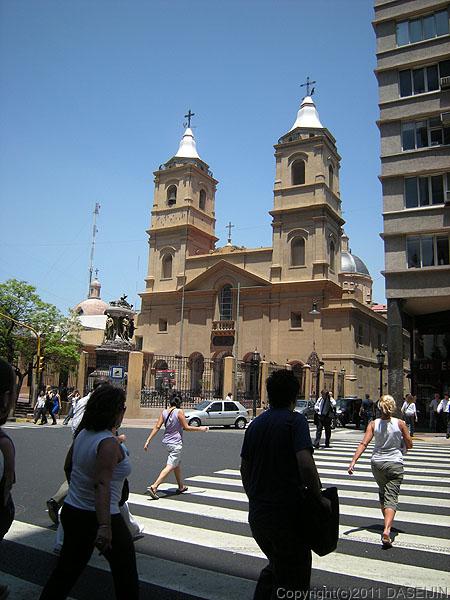 101227ブエノスアイレス・サント・ドミンゴ教会