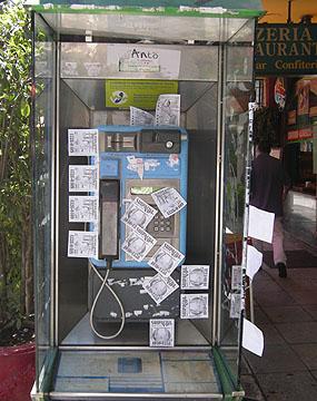 101227ブエノスアイレスの公衆電話