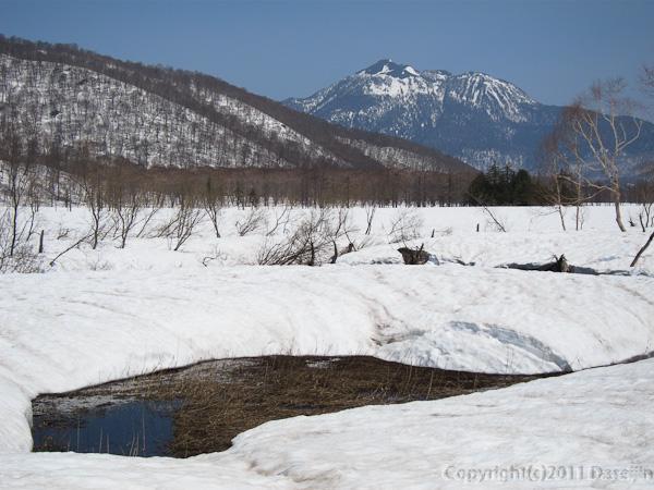 120428平ヶ岳・春の燧岳