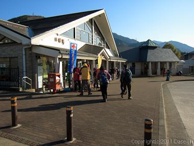 120407丹沢・朝の大倉