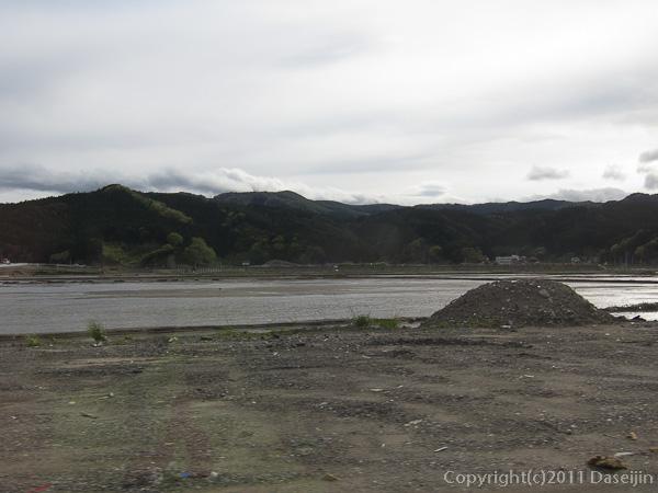 120512ボランティア・陸前高田中心部