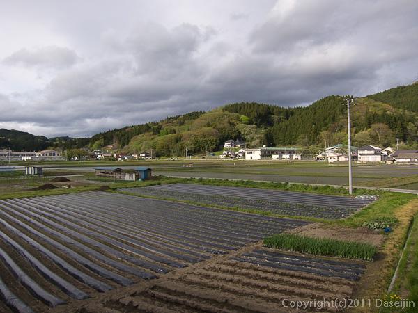 120511ボランティア・農村の春
