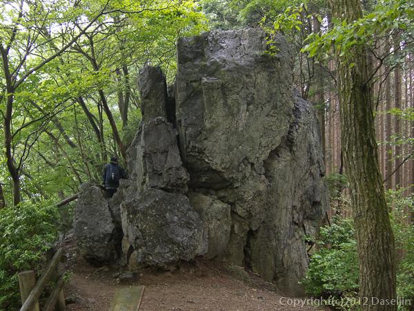 120701棒ノ嶺・岩茸石