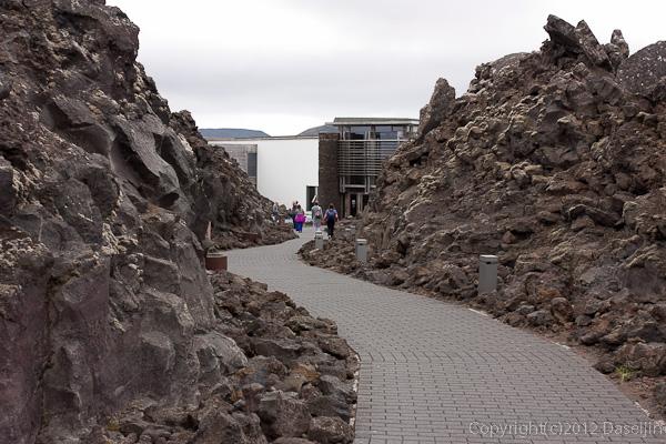 120804アイスランド、グリーンランド・ブルーラグーン1