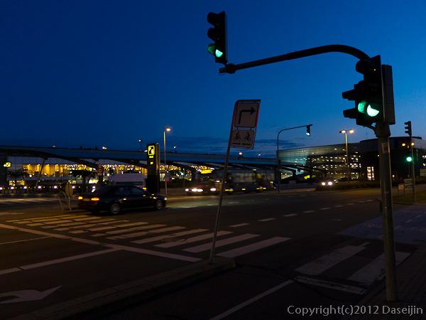 120803アイスランド、グリーンランドの旅・コペンハーゲン空港