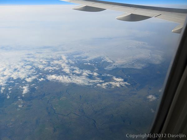 120804アイスランド、グリーンランド・アイスランド氷河