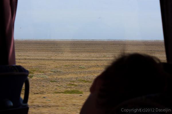 120806アイスランド・グリーンランドの旅、蜃気楼