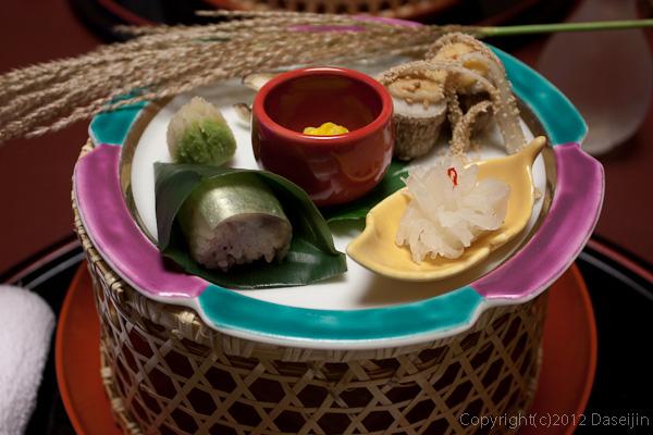 120901伊東・青山やまと夕食