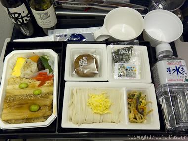 121113ベトナム・全日空機内食