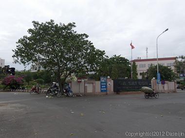 121114ベトナム・サイゴン駅