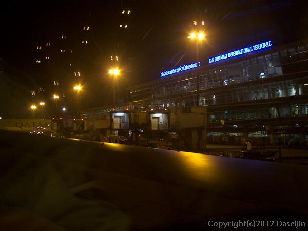 121113ベトナム・ホーチミン、タンソンニャット国際空港
